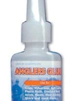 Anglers super glue