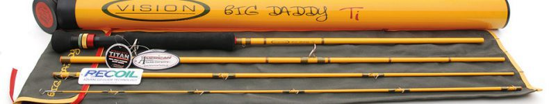Big Daddy - Ti Fly Rod