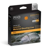 Metered Shooting line RIO Connectcore